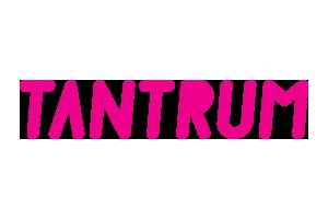 Pink Logo reads